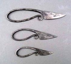 A Viking Woman's Knife... I WANT ONE!