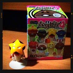 .Nameko.Saibai's.Starry.mushroom.figurine. .an.unknown.superhero.who.fights.evil.and.does.lots.of.stuff.