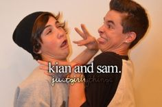 Taylor Caniff And Sam Pottorff Taylor Caniff And Sam Pottorff