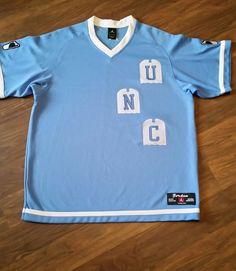 UNC Jordan Brand 1982 North Carolina Tar Heels Basketball Warm Up Jersey Size M | Sports Mem, Cards & Fan Shop, Fan Apparel & Souvenirs, College-NCAA | eBay!