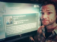 Who else is gonna watch this tonight?? #SPNFamily