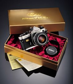 Our Nikon October Offers: Nikon FM2n body, Dragon Millennium Edition - special offers #competition