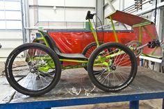 Pedal Car - Bristol 24 hour Pedal Car race | So my boss had … | Flickr