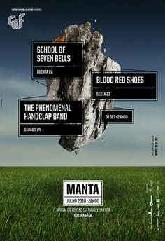 Manta 2010 by Atelier Martinoña , via Behance