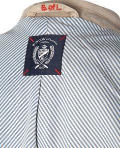 PISTACHE V - Vestes & Blazers - Collection - Homme