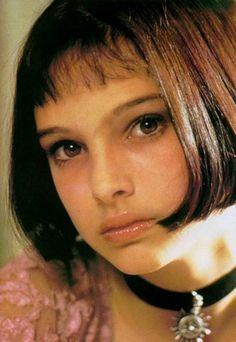 Natalie Hershlag as Matilda in Leon.
