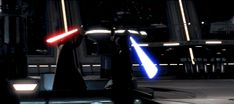 Star Wars - Lightsaber gifs are the best gifs. (We might be...