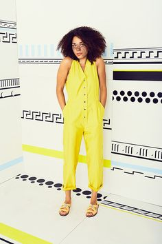 Dusen Dusen, a clothing and home goods collection known for its original bold prints. Based in Brooklyn, NY.