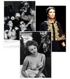 Fashion Week de Milan : Les muses fétiches de Dolce & Gabbana | Vogue