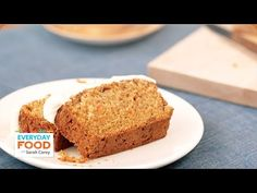 Carrot Tea Cake with Cream Cheese Frosting - Everyday Food with Sarah Carey