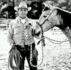 """""""The horse is a mirror. It goes deep into the body. When I see your horse I see you too. It shows me everything you are, everything about the horse. I try to face life for what it is. There's heartache, but it's a good thing. I'm trying to save the horse's life and your life too. The human is so good at war. He knows how to fight. But making peace; boy, that's the hardest thing for a human. But once you start giving, you won't believe how much you get back."""" - Ray Hunt."""