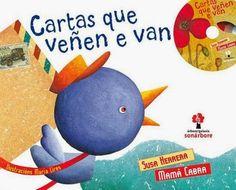Cartas que veñen e van / Susa Herrera ; Mamá Cabra ; [ilustracións, María Lires]