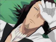 Starrk & Kyouraku Shunsui are so much alike.