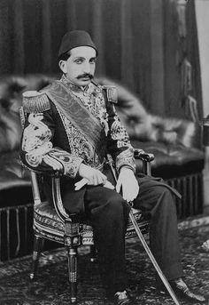 Abdul Hamid II Ottoman Turkish Abdlamdi sn Turkish kinci Abdlhamit 21 September 1842 10 February 1918 was the Sultan Istanbul, Bagdad, The Turk, First Daughter, Two Daughters, The Grandmaster, Kaiser, Ottoman Empire, Russia