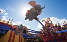Things You Didn't Know About Disney Parks: Dumbo