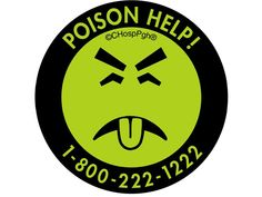 Remember those bright green Mr. Yuk™ stickers that they used to hand out at school?  Created by doctors at the Pittsburgh Poison Center in 1971, they are used to educate both children and adults about poison prevention and promote poison center awareness.  Click here to learn more about Mr. Yuk™ and listen to his song. …