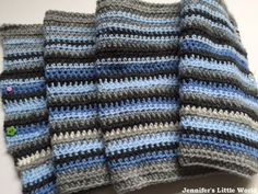 Jennifer's Little World blog - Parenting, craft and travel: My Sky Blanket in January #skyblanket2016