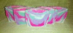 Fairy Dust Cold Process Soap by SOapBIZARRE on Etsy, $6.00