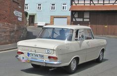 Opel Kadett L - A, Baujahr 1965