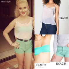 Little mix style outfit fashion Little Mix Outfits, Little Mix Style, Cute Outfits, Perrie Edwards Style, We Wear, How To Wear, Aussies, Celebrity Outfits, Dressed To Kill