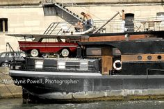 At Home On The Seine