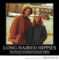 Long haired hippies… - Click image to find more humor Pinterest pins