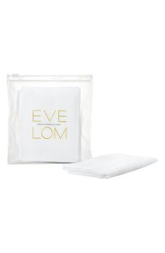 EVE LOM Muslin Cleansing Cloths (3-Pack) available at #Nordstrom