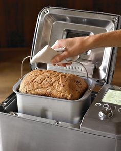 Breville Bread Maker | Williams-Sonoma $249.95