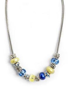 Patricia Sunshine Coast Bead Necklace #CBWISHLIST