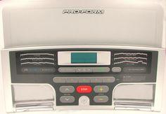 #Icon #258590 Exercise Treadmill Console Electronic Control Board
