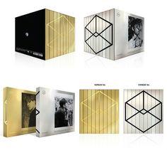 EXO EXODUS 2nd Album KOREAN / CHINESE Ver.Choose Member:CD+Photobook+Gift exodus #EXO