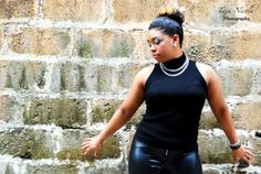 Photoshoot for Miko's Closet Bermuda. Taken at Black Watch Pass. Photo credit by Taja Nicole Photography. #fashion #beauty #photography #Bermuda