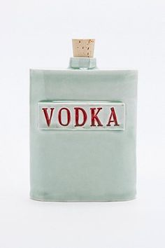 Ceramic Flask - Urban Outfitters