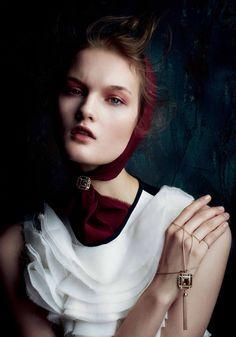 Vogue Japan - Gioiello  Spring 2015