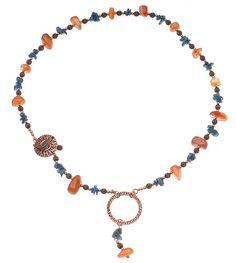 Tutorial - Tao's Sunset Necklace Project | Beadaholique