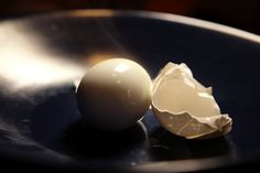 Chat Leftovers: A-peeling eggs
