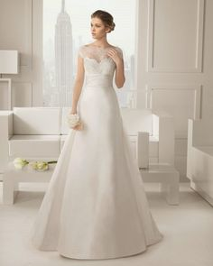 Rosa Clarà 2015 - Wedding - Bride - Bridal - Abito da sposa - Wedding Dress