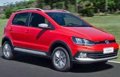 BmotorWeb: Novo Volkswagen CrossFox 2015