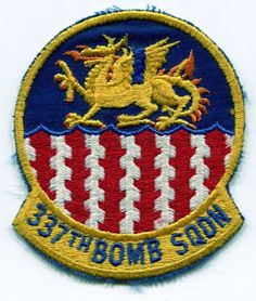 337th Bomb Squadron - the days of Camelot and our Squadron Commander LTC Cactus Jack Richards and Team Pyote.
