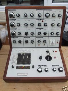 The original synthesizer used to write Doctor Who?