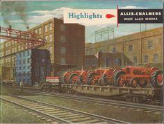 Highlights: Allis-Chalmers West Allis Works