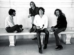 Jim Morrison of The Doors will always be the quintessential rock god to me!  I had the pleasure of meeting Ray Manzarek in 1999 and The Doors will remain in my Top 5 forever.  http://www.thedoors.com