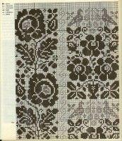 """(100) Gallery.ru / lallusya - Альбом """"Схеми та ідеї для жіночих вишиванок"""""""