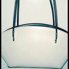 ? Adorable White Beijo Handbag ? ?Adorable White Beijo Handbag /Shell ? Beijo Bags Totes