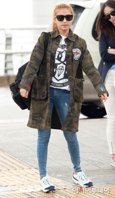 Bora of sistar airport fashion