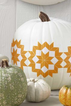 Star Power and quilt patterned Country Living