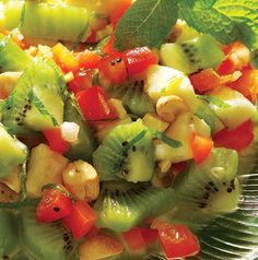 Banana-Kiwi Salad expertly combines sweet and savory flavors. We think you'll be as crazy for it as we are.