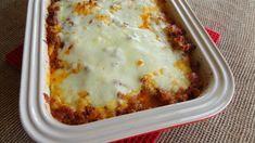 "Spaghetti Squash Lasagne ""What a delicious low-carb lasagna recipe! I love cooking. Veggie Recipes, Low Carb Recipes, Cooking Recipes, Diabetic Recipes, Free Recipes, Dinner Recipes, Low Carb Lasagna, Lasagne Recipes"