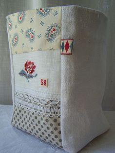 Vide-poche Fleur de Digoin (2)