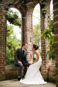 Anna and Spencer Photography. Atlanta Wedding Ceremony & Reception Venue: Barnsley Gardens